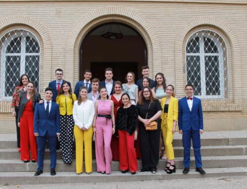 Graduación alumnos de 2º de Bachiller