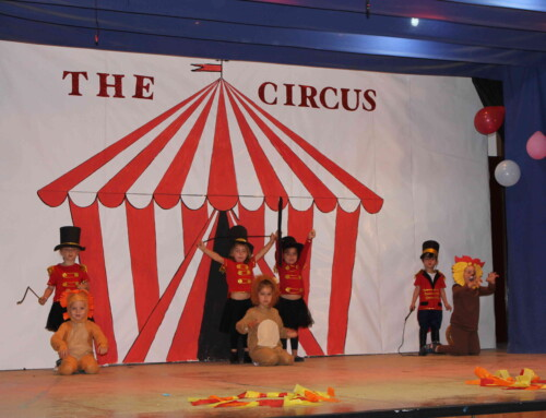 One day at the circus
