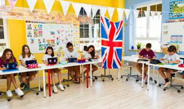 Colegio bilingüe en Zaragoza