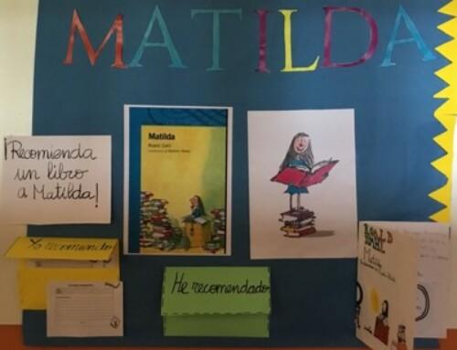 Leyendo con Matilda
