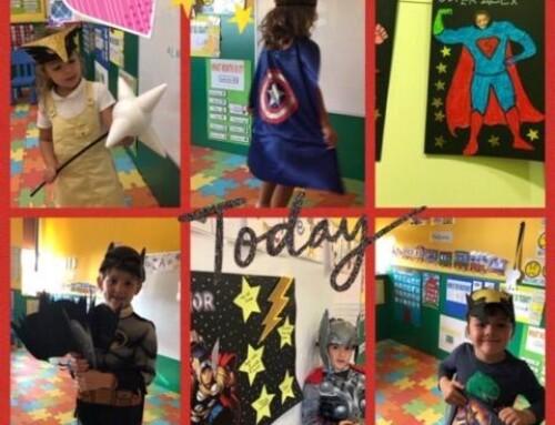 El mundo necesita superhéroes
