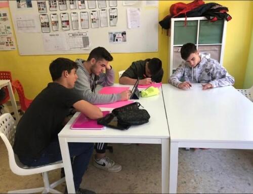 El ambiente en el aula en el trabajo por proyectos