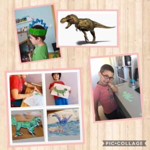 Flippeando Con Dinosaurios 1