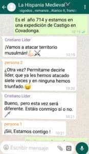 Historia Reconquista 2.0