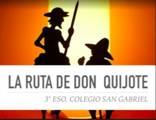 La ruta de Don Quijote. Flipped Classroom y trabajo cooperativo